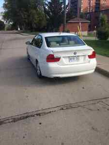 2006 BMW 3-Series Beige Sedan