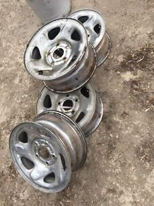 "Dodge /ford 16"" rims"