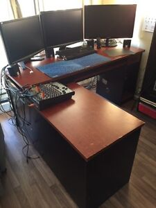 Two Computer desks with good condition