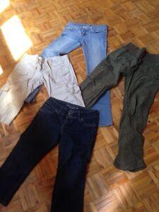 Pantalons medium large