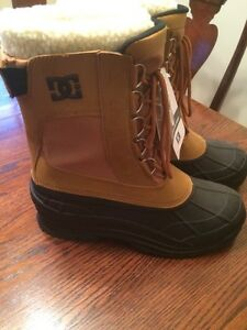 DC Boots ,mens size 11  Cambridge Kitchener Area image 1