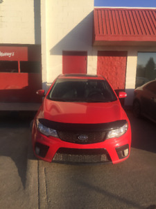 2010 Kia Forte koup Coupe (2 door) low km