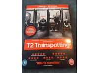 T2 Trainspotting Limited edition DVD