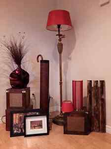 Articles de décorations