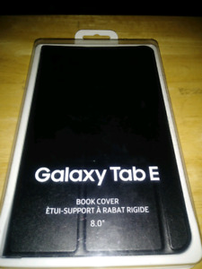 Galaxy tab e cover