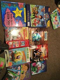 Boys Books, jigsaw, DVD