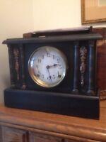 Antique Sessions Shelf Clock