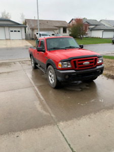 2008 Ford Ranger 4x4 Extended Cab 4 Door
