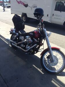 mint 2006 Harley Davidson Dyna Wideglide