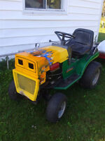 18 HP Lawn Tractor