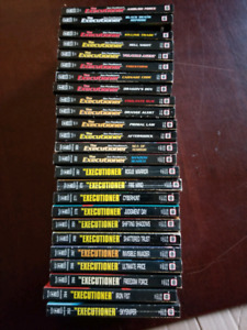 Misc and partial sets of paperbacks