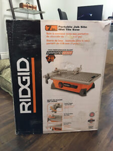 Rigid Tile Saw