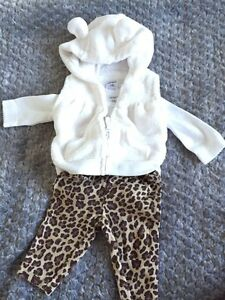 Cold Weather Outfits - NB-0-3 Months Cambridge Kitchener Area image 7
