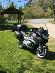Wanted: BMW R1200RT for parts!