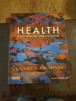 Health and Health Care Delivery in Canada, Valerie D. Thompson
