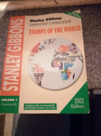 Stanley Gibbons Stamps of the World - FREE