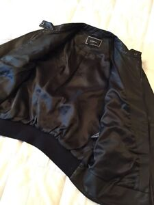Brand new Leather like Moto Jacket Le Chateau  St. John's Newfoundland image 2