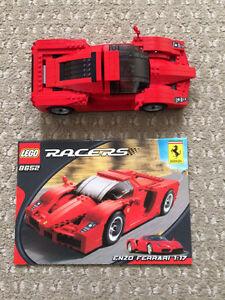 Lego 8652 Racers Enzo Ferrari