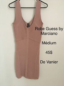 Robe Guess by Marciano 45$