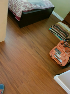Flooring repair and installation