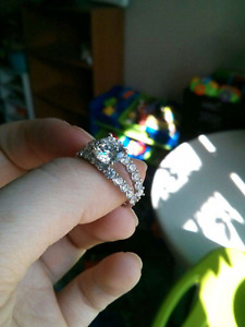 925 silver ladys ring