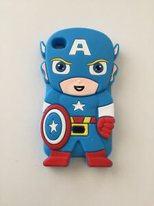 Kids New iPod 4th Gen Silicone Case