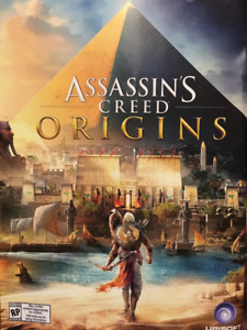 BRAND NEW Assassins Creed Origins for PC New Game