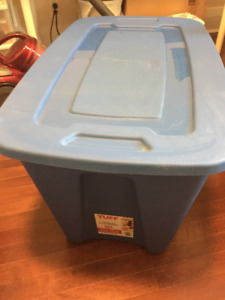 121L Large Plastic Storage Box