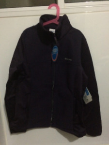 Brand new Columbia heat preserving full zip jacket for women
