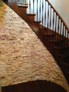 Stairs Refinishing and Hardwood Installation Oakville / Halton Region Toronto (GTA) image 3