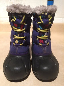 Toddler Sorel Insulated Winter Boots Size 8 London Ontario image 4
