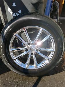Mags avec pneu d été