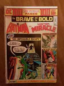 BRAVE AND THE BOLD #112 APRIL MAY 1974 DC St. John's Newfoundland image 1