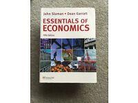 Sloman and Garratt 'Essentials of Economics'