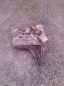 Chevy or GMC pickups Transfer case and front axle