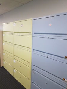 Lateral File Cabinet Used, Low Price