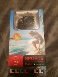 Full HD waterproof Sports Action camera