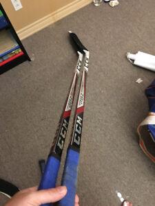 Bâton hockey CCM RBZ Stage2 gaucher