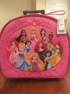 Princess Disney Suit Case (NEW with tags on)