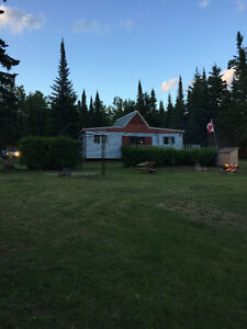 Stewart Lake Camp For Sale
