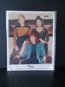 8 x 10 photo of Star Trek:  Next Generation Cast Members