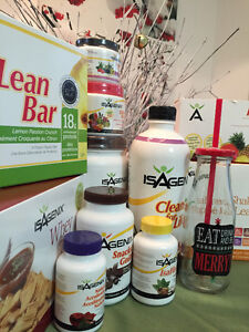 Wanted/Isagenix Products