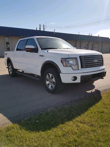 Fully loaded 2012 f150 fx4 HIGHWAY MILES!