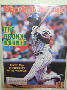 Sports Illustrated magazines  (seven issues )