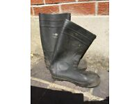Men's wellies uk 10