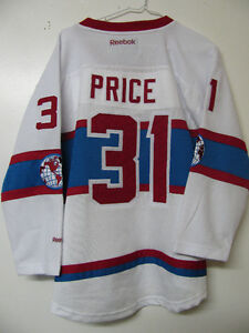 MONTREAL CANADIENS OFFICIAL PRICE WINTER CLASSIC HOCKEY JERSEY