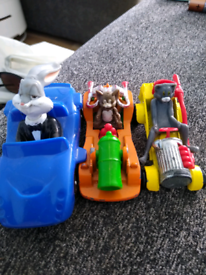 Toys tom and jerry cars