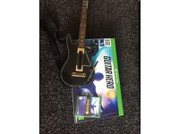 Xbox one guitar hero live