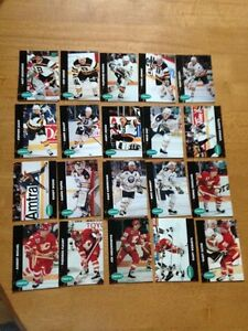 For Sale: 1991 Parkhurst Hockey Card Lot of 239 Cards Sarnia Sarnia Area image 2