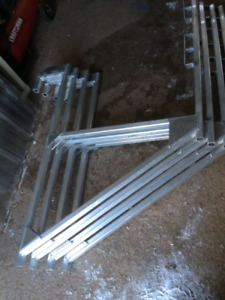 Aluminum Wall plate staging/ scaffolding